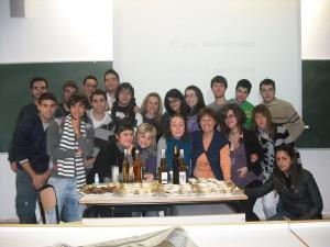 La classe d'assaig